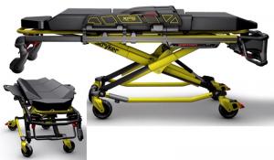 camilla ambulancia emergencia