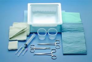 material desechable sanitario