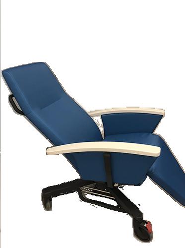 silla desplegada sin fondo
