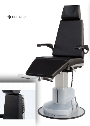 sillon exploracion MEDSEAT