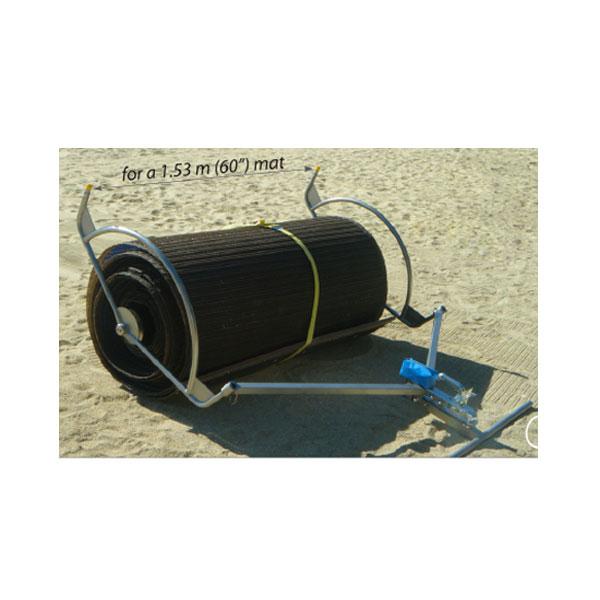 pasarela mobi roll'n stow para playa