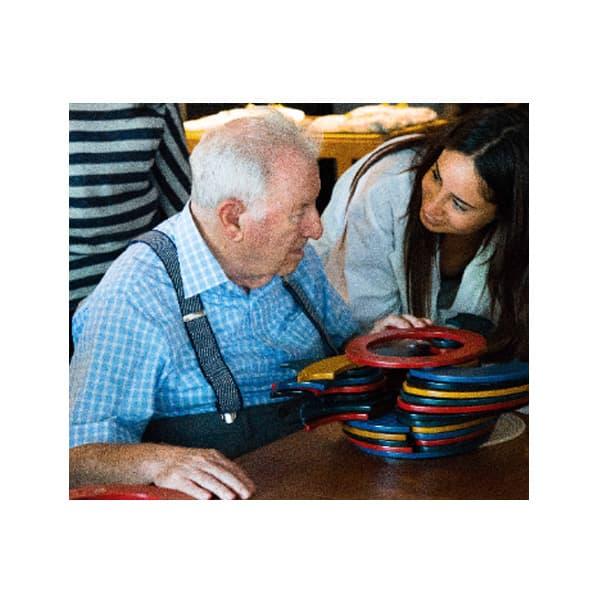 Diskover Terapia Alzheimer