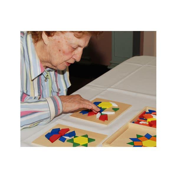 Pixels Terapia Alzheimer