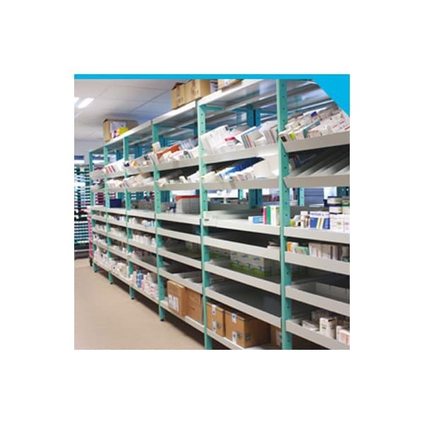 Almacenaje Distribución Medicación
