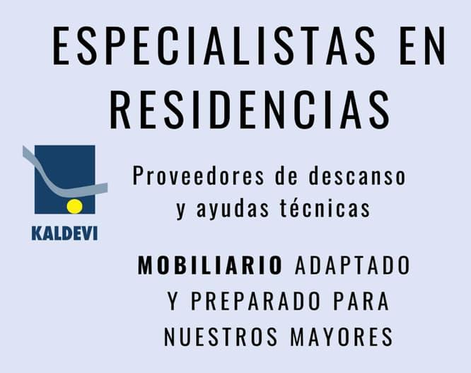 Cuidamos de nuestros mayores y residencias