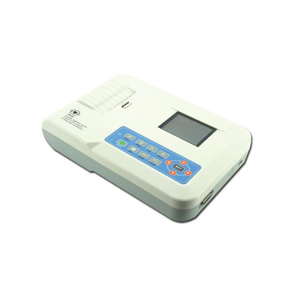 Electrocardiógrafo Contec 3 Canales