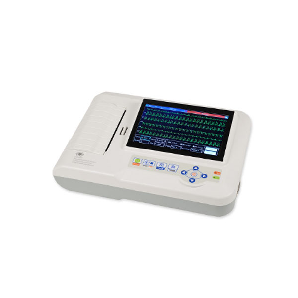 Electrocardiograma 6 Canales