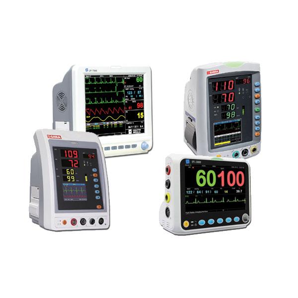 Monitores Vitales Electromedicina